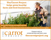 Sponsored by The Carrot Project
