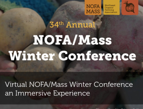 Virtual NOFA/Mass Winter Conference an Immersive Experience
