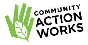 Community Action Works logo