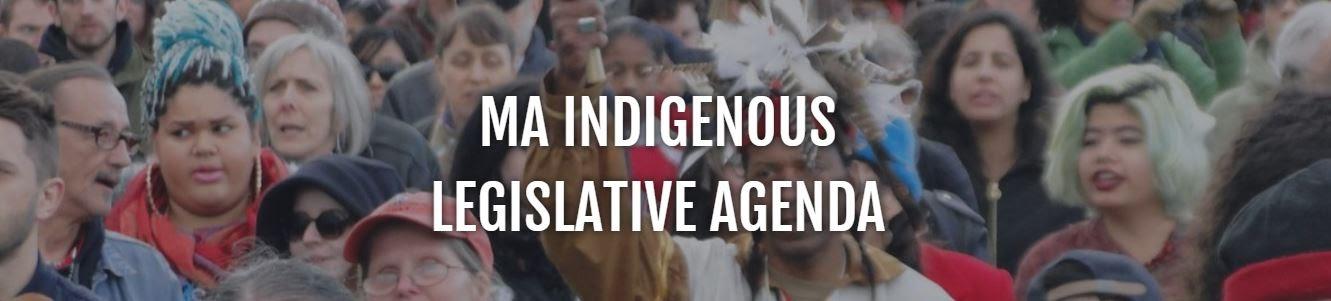 Indigenous Legislative Agenda